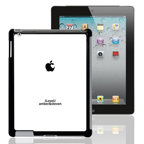 iLoveU Personalized iPad Case