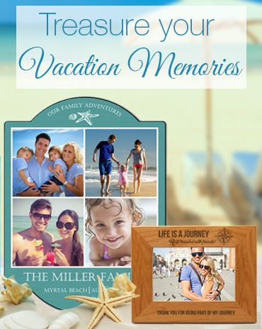 Personalized Vacation & Trave Gifts