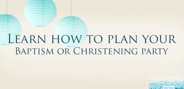 Five useful Ideas Planning Your Baptism
