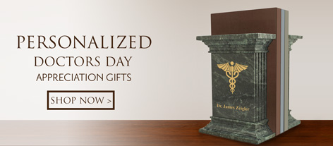Personalized Doctor's Day Gifts