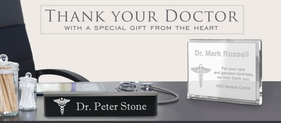 Personalized Doctor's Day Gift Ideas