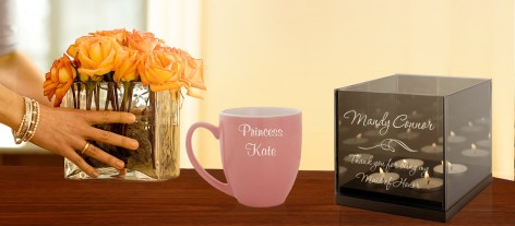 Personalized Gifts for Her